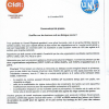 [UNSA] Climat social : notre communiqué de presse